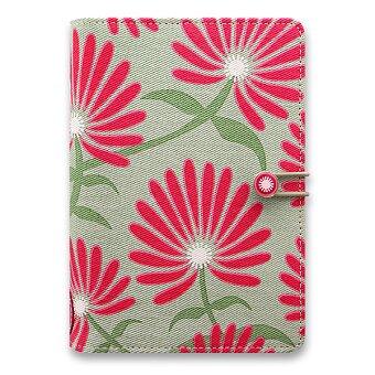 Obrázek produktu Osobní diář Filofax Fan Floral A6 - květinový