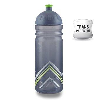 Obrázek produktu Zdravá lahev BIKE 0,7 l - Hory, zelená