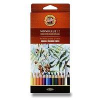 Akvarelové pastelky Koh-i-noor Mondeluz 3716