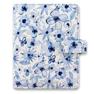 Kapesní diář Filofax Indigo Floral A7