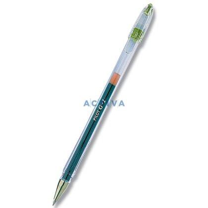 Obrázek produktu Pilot G-1 - gelový roller  - zelený