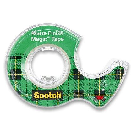 Obrázek produktu 3M Scotch Magic Tape - lepicí páska - 19 mm × 7,5 m