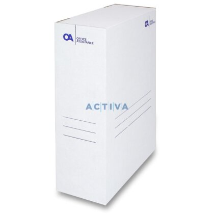 Obrázek produktu OA Arch Box - archivační krabice - hřbet 100 mm