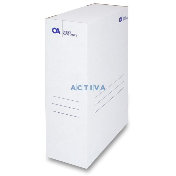 b11fb94a1 Office Assistance Arch Box - archivačná krabica - chrbát 100 mm | Activa
