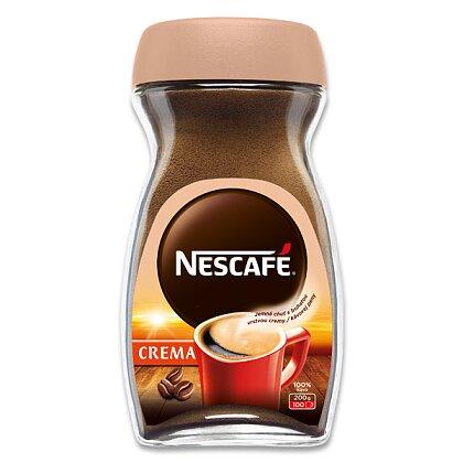 Obrázek produktu Nescafé Classic Crema - instantní káva - 200 g