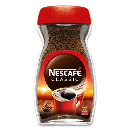 Product image Nescafé classic - instant coffee