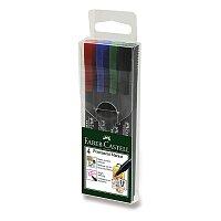 Popisovač Faber-Castell Slim Permanent Marker