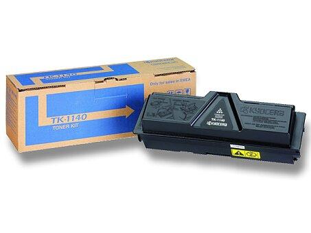 Obrázek produktu Toner Kyocera TK-1140 pro laserové tiskárny - black (černý)