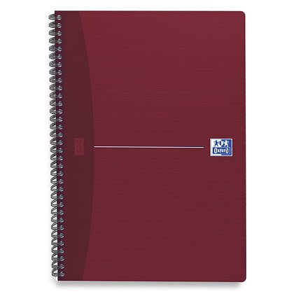 Obrázek produktu Oxford Essentials - kroužkový blok - A5, 90 l., linkovaný