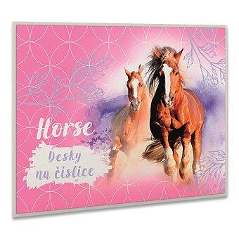 Obrázek produktu Desky na číslice Kůň