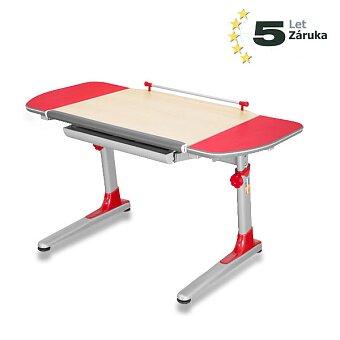 Obrázek produktu Rostoucí dětský stůl Mayer Profi3 - červený