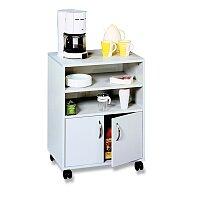 Pojízdný kancelářský stolek se skříňkou Durable