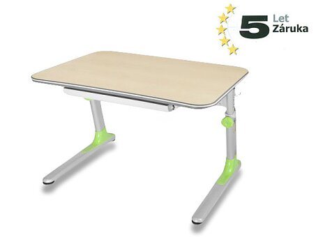 Obrázek produktu Rostoucí dětský stůl Mayer Junior - zelený