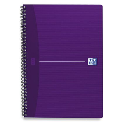 Obrázek produktu Oxford Essentials - kroužkový blok - A4, 90 l., linkovaný