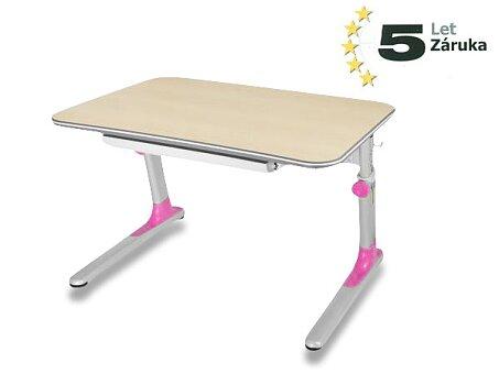 Obrázek produktu Rostoucí dětský stůl Mayer Junior - růžový