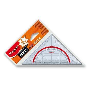 Obrázek produktu Trojúhelník Maped Technic - 16 cm