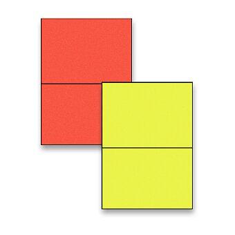 Obrázek produktu Barevné samolepicí etikety Rayfilm Color - 210 x 148 mm, 200 etiket, výběr barev