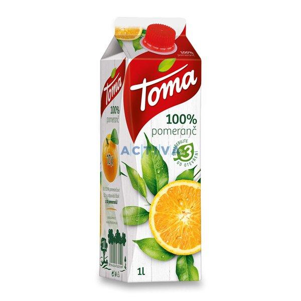 Toma 100 Orange Juice Activa