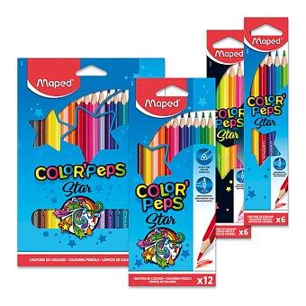 Obrázek produktu Pastelky Maped Color'Peps - výběr počtu barev