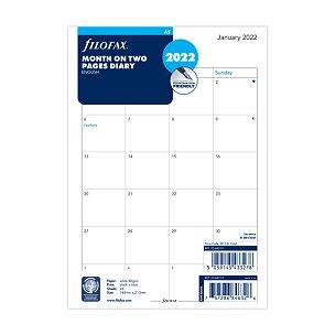 Měsíční kalendář 2022, Aj