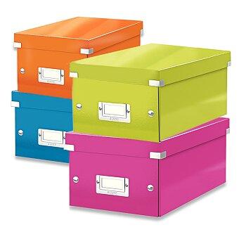 Obrázek produktu Box na DVD Leitz Click & Store - na 20 / 40 DVD, výběr barev