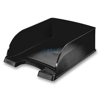 Obrázek produktu Leitz Jumbo Plus - kancelářský odkladač - černý, A4