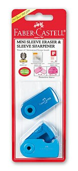 Obrázek produktu Set Sleeve mini - pryž a ořezávátko