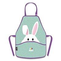 Zástěra do výtvarné výchovy Bunny