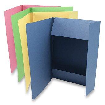 Obrázek produktu 3chlopňové desky HIT Office - A4, výběr barev