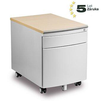 Obrázek produktu Pojízdný kontejner pro stoly Profi3 a Junior - javor