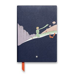 Zápisník Montblanc Le Petit Prince and Fox