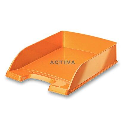 Obrázek produktu Leitz Wow - kancelářský odkladač - oranžový