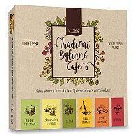 Výběr bylinných a ovocných čajů Leros Selection box