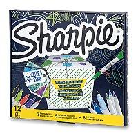 Permanentní popisovač Sharpie Fine + Ultra Fine Gift Tags