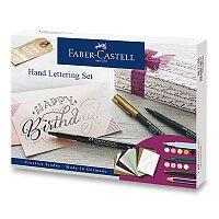 Popisovače Faber-Castell Pitt Artist Pen Hand Lettering