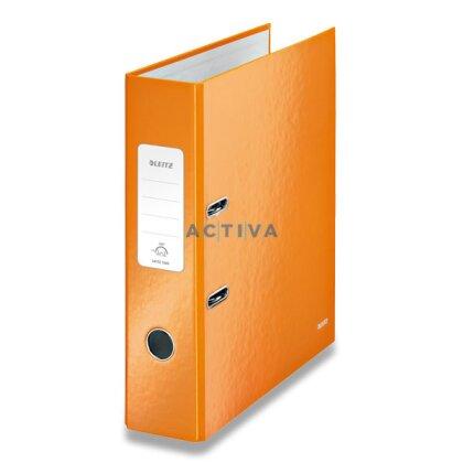 Obrázek produktu Leitz Wow - pákový pořadač - 80 mm, oranžový