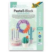 Barevné papíry Folia Pastell