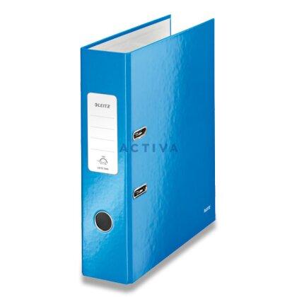 Obrázek produktu Leitz Wow - pákový pořadač - 80 mm, modrý
