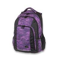 Školní batoh Walker Snatch Haze Violet