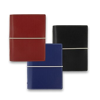 Obrázek produktu Kapesní diář Filofax Domino A7 - výběr barev