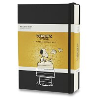 Moleskine Peanuts Box