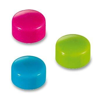 Obrázek produktu Kulaté magnety Maped - průměr 10 mm - mix barev, 8 ks