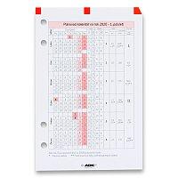 Plánovací kalendář ADK 2020