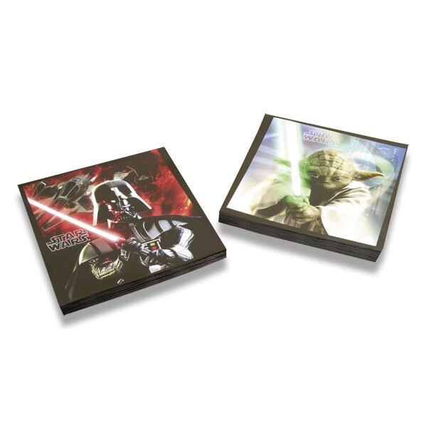 Papírové ubrousky Star Wars 33×33 cm, 20 ks