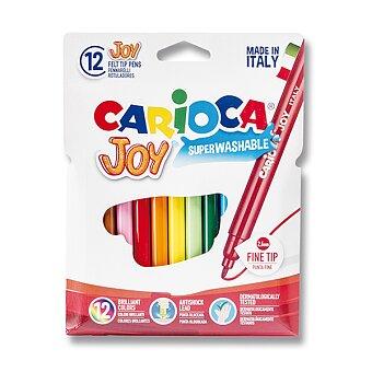 Obrázek produktu Dětské fixy Carioca Joy - 12 barev