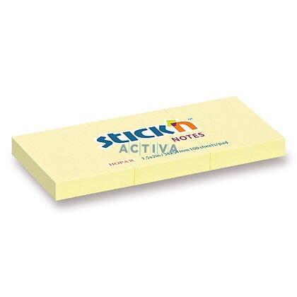 Obrázek produktu Hopax Stick'n Notes - samolepicí bloček - 38 × 51 mm, 100 l.