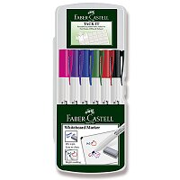 Popisovač Faber-Castell Slim Whiteboard Marker