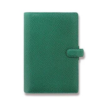 Obrázek produktu Osobní diář Filofax Finsbury A6 - zelený