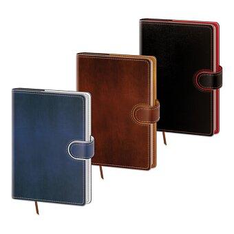 Obrázek produktu Denní diář Helma Flip 2021 - B6, výběr barev