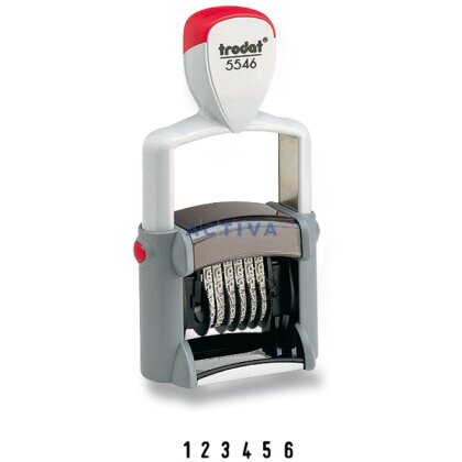 Product image Trodat - numbering stamp